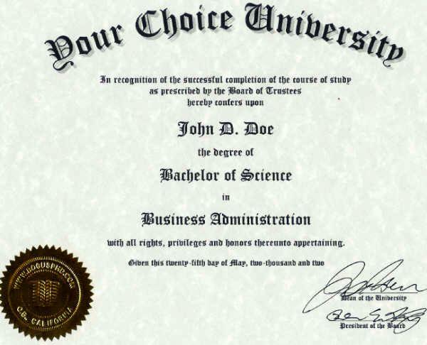College Degree Templates. degree certificate degree certificates ...